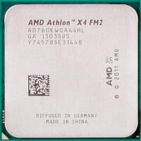 Процессор AMD Athlon II X4 760K 3.8GHz (AD760KWOA44HL) Socket FM2, 4 ядра, 100W