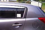 Дефлекторы окон (ветровики) хромированные KIA SPORTAGE 2010- (A477), фото 9