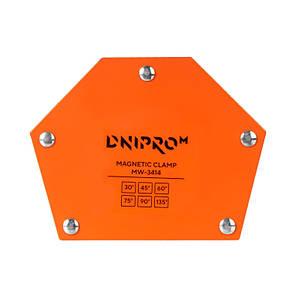 Магнитный угольник для сварки Dnipro-M MW-3414, фото 2