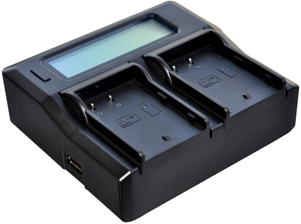 Зарядное устройство для аккумуляторов Panasonic DMW-BLF19/DMW-BLF19E