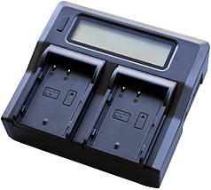 Зарядное устройство для аккумуляторов Panasonic DMW-BLF19/DMW-BLF19E, фото 3