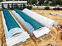 Фермерские теплицы под пленку 10Х80 Фермер ПРОФИ -10.2-У (800 м2), фото 4