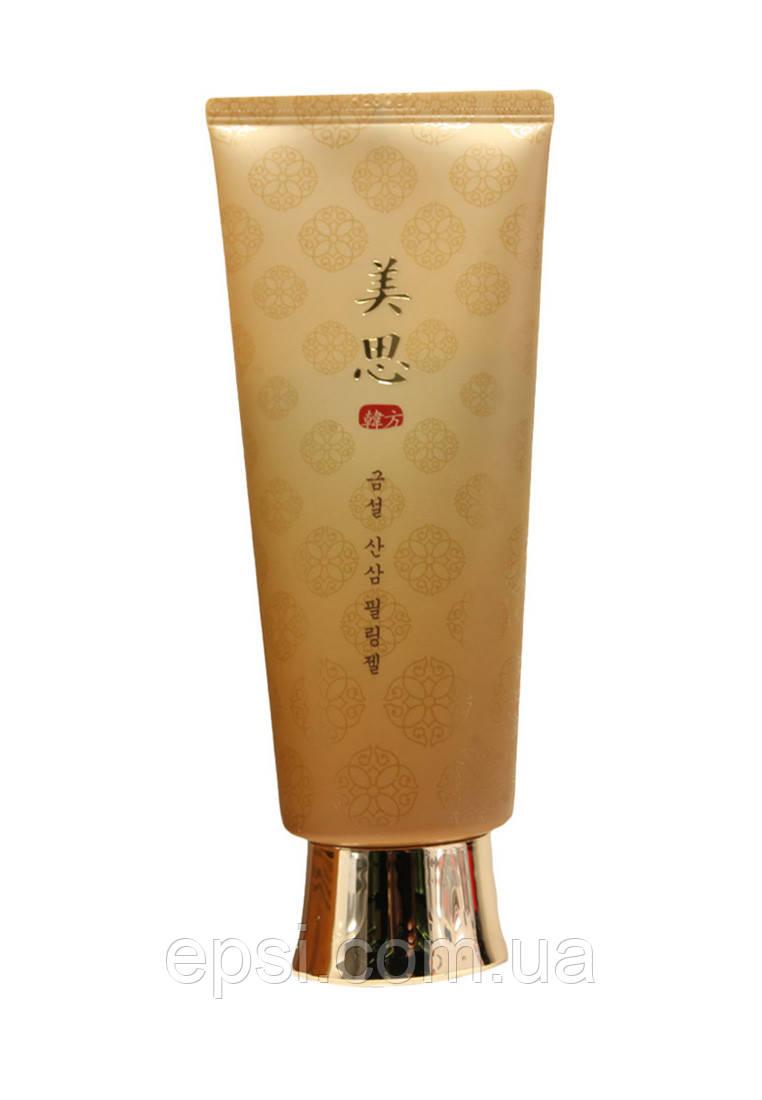 Гель-эксфолиант омолаживающий Missha Geum Sul Wild Ginseng Exfol G, 100 г