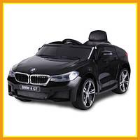 Детский электромобиль BMW GT6 (Черный)