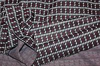 Ткань трикотаж ,  стрейч, плотный, без начеса,   пог. м. № 251, фото 1
