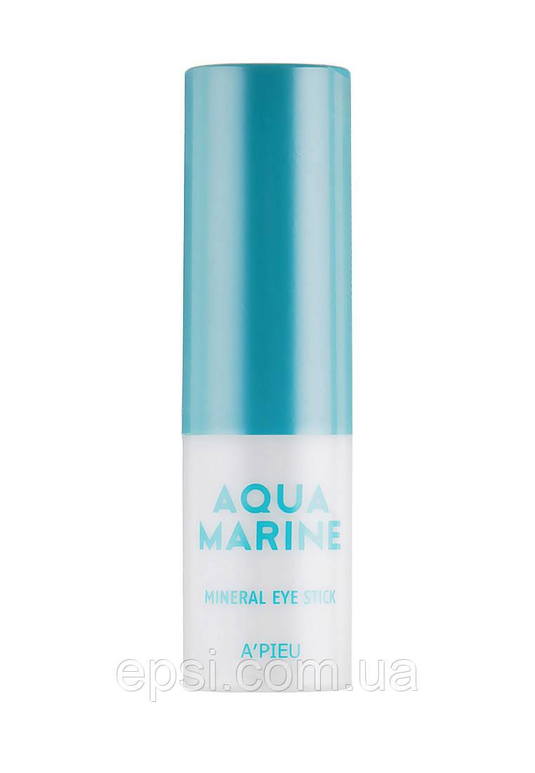 Минеральный стик для глаз Apieu Aqua Marine Mineral Eye Stick, 13 г