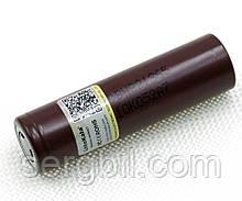 Высокотоковый аккумулятор Liitokala HG2 18650 3,7V Li-ion 3000mAh  20А