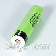 Аккумулятор LitoKala NCR18650B 3400mAh 18650 Li-ion для фонарика