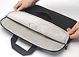 Неопреновая сумка-чехол для Макбук Macbook Air/Pro 13,3'' 2008-2020 - серый, фото 5