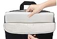Неопреновая сумка-чехол для Макбук Macbook Air/Pro 13,3'' 2008-2020 - серый, фото 2