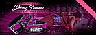 Пояс для пауэрлифтинга Power System PS-3850 Strong Femme Black/Pink S, фото 5
