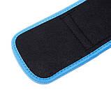 Пояс для тяжелой атлетики Power System Woman's Power PS-3210 XS Blue, фото 6