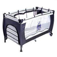 Манеж кровать 5466 V8С