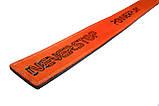 Пояс для важкої атлетики PowerPlay 5175 Чорно-Оранжевий M, фото 6