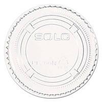 Крышка для соусника одноразового 8031, 8032 пластиковая, прозрачная 100 шт/уп Dart PL200N