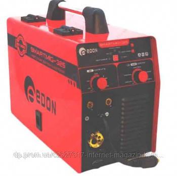 Зварювальний інвертор-напівавтомат Edon SmartMIG-325