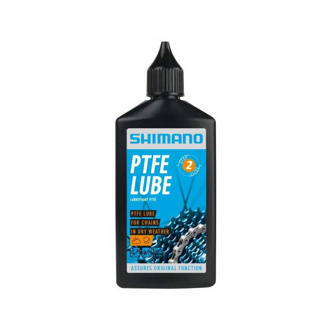Смазка SHIMANO PTFE Lube с тефлоном 100мл LBPT1B0100
