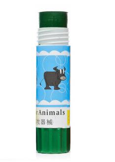 Олівець для маркування тварин, зелений