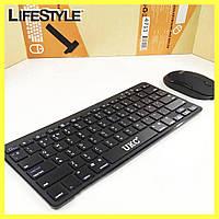 Безпровідна клавіатура + Мишка Wireless Charge Wi-1214
