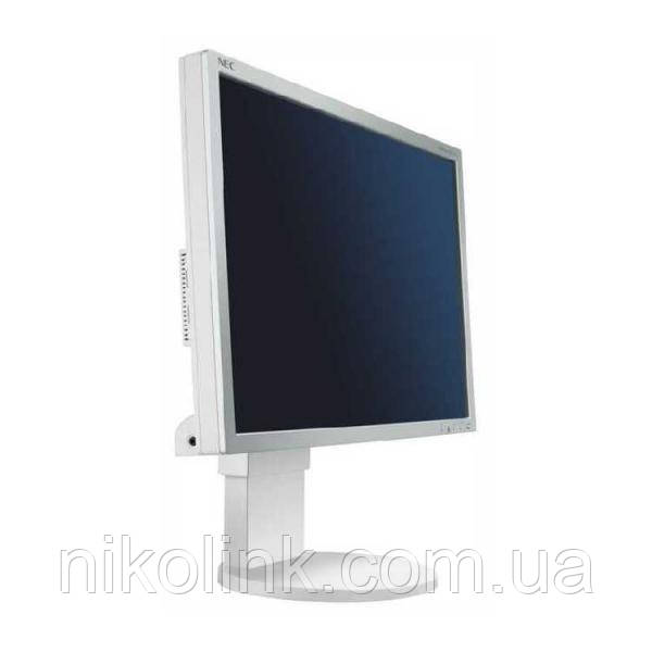 "Монитор 22"" NEC EA221WMe (1680x1050), TN+film, (VGA/DVI/USB Hub), Class A, white, б/у"