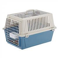 Клетка-переноска для крупных кошек и небольших собак Ferplast Atlas Open 30 (40 x 60 x h 38 см.), фото 1