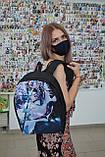 Рюкзак аниме - Клинок рассекающий демонов - Шинобу Кочо, фото 10