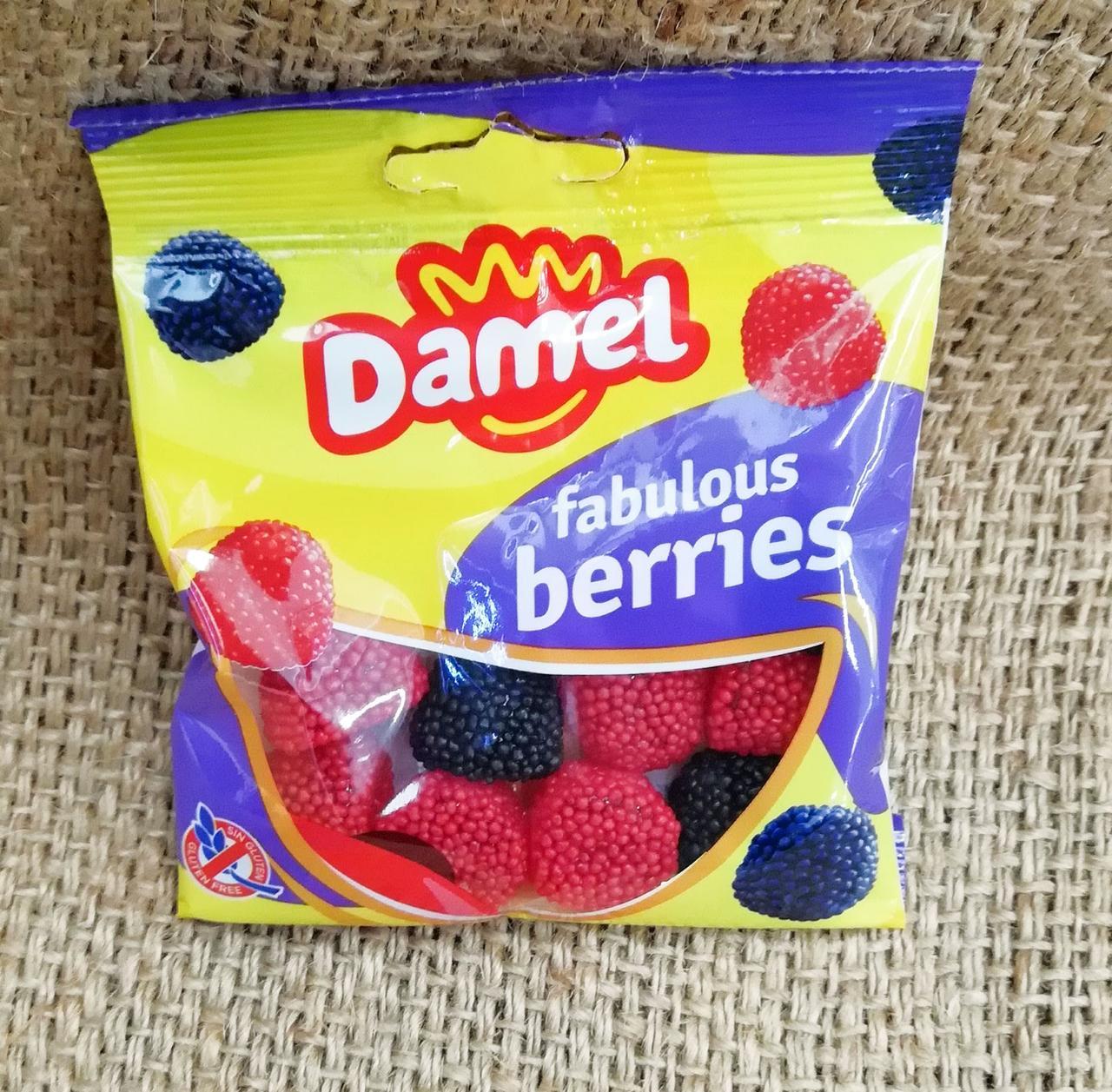Damel fabulous berries 100 gramm
