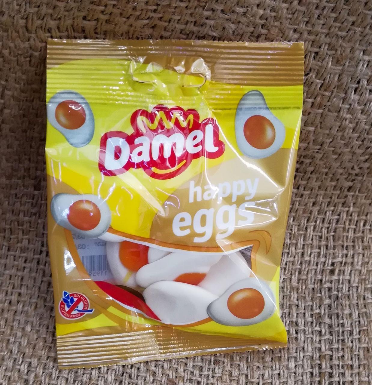 Damel happy eggs 100 gramm