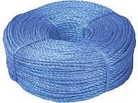 Веревка для белья полипропиленовая ЭВА 4 мм 1825 гр 200 м +/-5% Virok 86V032