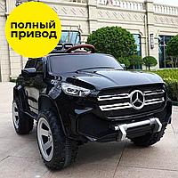 Електромобіль Kidsauto Mercedes-Benz X-class concept style 4Х4 чорний лак (3388 black)