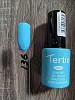 Гель-лак Tertio №136 10(мл)
