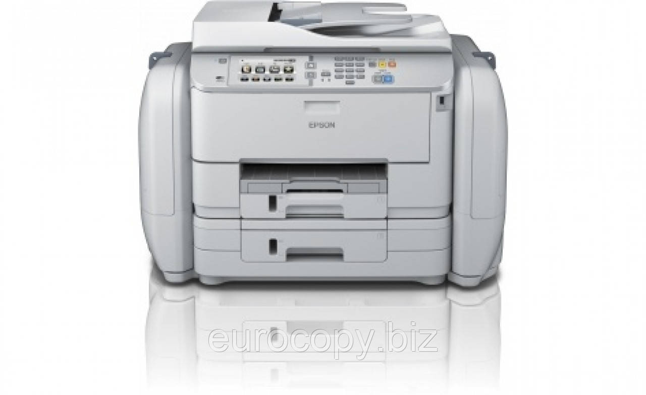 БФП A4 Epson WorkForce Pro WF-R5690DTWF RIPS Color (C11CE27401) з WI-FI