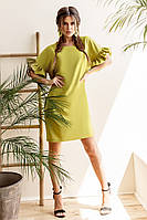 """Красивое женское платье с 42 по 46 рр ткань """"Киви"""""""