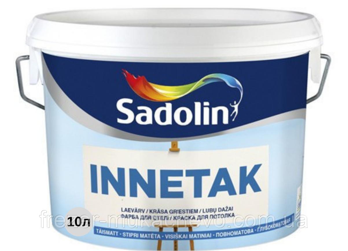 Краска INNETAK белый 10л