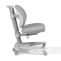 Дитяче ергономічне крісло FunDesk Cielo Grey, фото 2