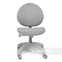 Дитяче ергономічне крісло FunDesk Cielo Grey, фото 3
