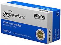 Картридж Epson PP-100 Cyan (C13S020452) Original