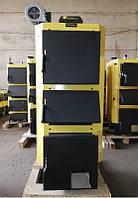 Инновационный твердотопливный котел длительного горения KRONAS UNIC New 17 кВт (Кронас Уник Нью)