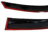 Дефлектор на окна SUNPLEX  RENAULT MASTER 2010-2017 SP-S-40, фото 4