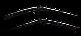 Дефлектор на окна SUNPLEX FORD TRANSIT 2014-2016 SP-S-55, фото 2