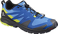 Оригинальные мужские кроссовки SALOMON XA ROGG INDYGO BUNTING/BLACK (411218), фото 1