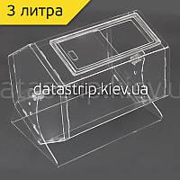 Лототрон 3 литра, прозрачный, фото 1
