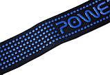 Лямки для тяги PowerPlay 7064 Чорно-Сині, фото 4