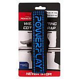 Лямки для тяги PowerPlay 7064 Чорно-Сині, фото 6