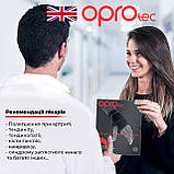 Напульсник на зап'ясті OPROtec Adjustable Wrist Support OSFM TEC5749-OSFM Чорний, фото 4