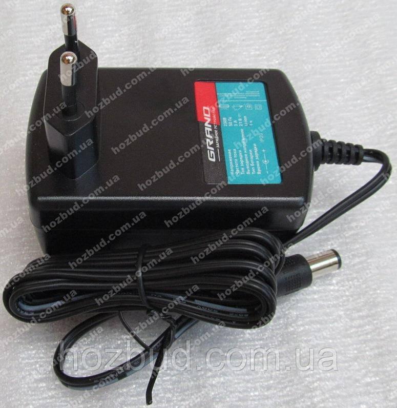 Зарядное устройство Grand для шуруповерта (21 Вольт)