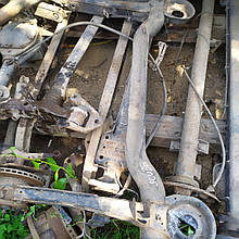Балка задньої підвіски FIAT SCUDO Задня балка Фіат Скудо