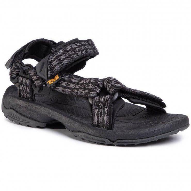 Чоловічі сандалі Teva Terra Fi Lite M's 45,5 Rambler Black, фото 2