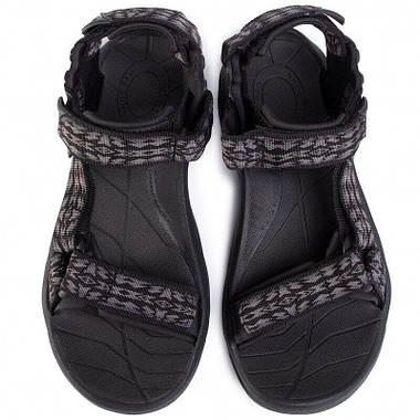 Чоловічі сандалі Teva Terra Fi Lite M's 45,5 Rambler Black, фото 3