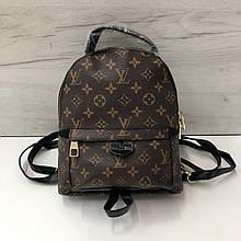 Рюкзак среднего размера реплика Louis Vuitton   портфель луи виттон   lv лв (0553) Монограм